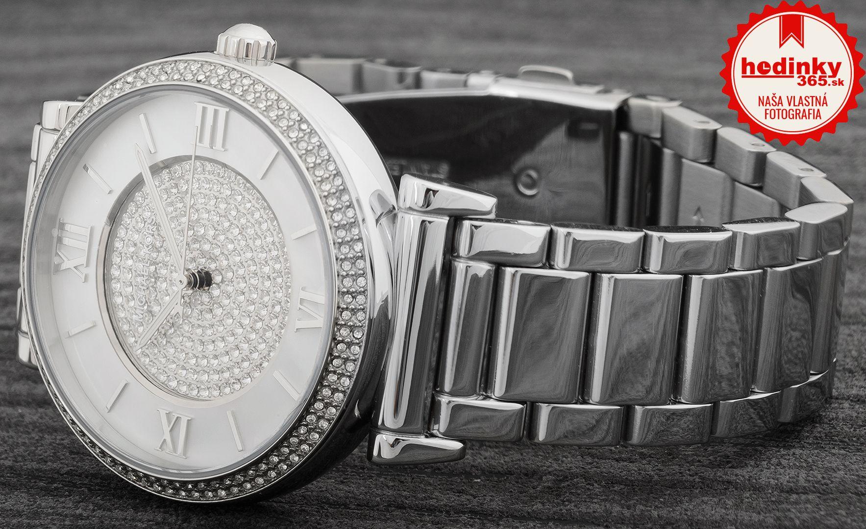 Michael Kors MK 3355. Dámske hodinky - ocelový remienok 11d545693e2