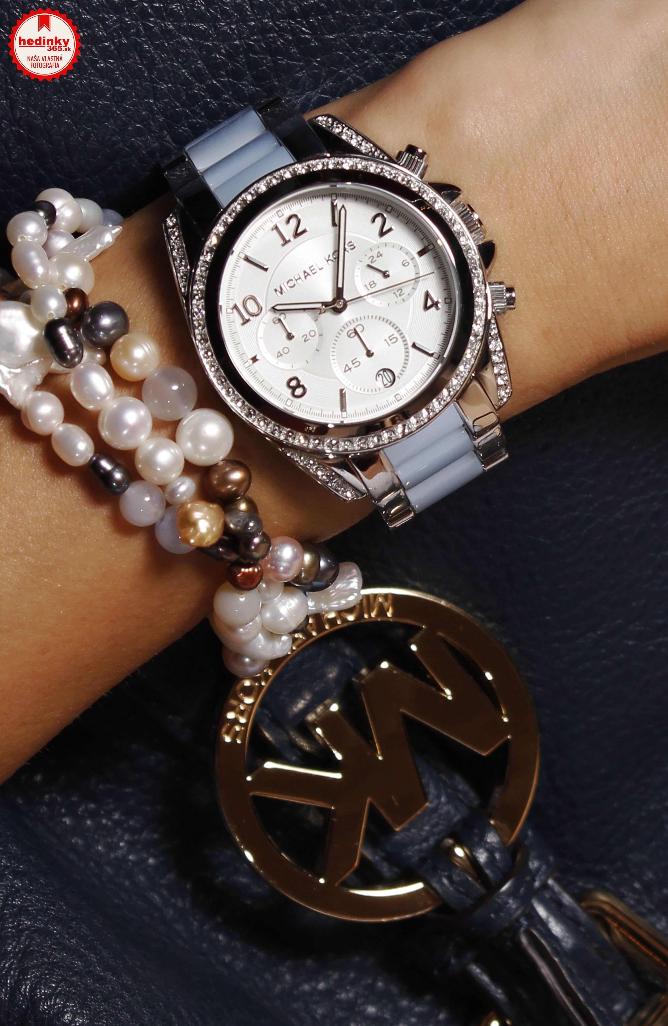 62b660e94 Michael Kors MK 6137. Dámske hodinky - ocelový remienok, ocel puzdro,  minerálne sklíčko. Všetky technické parametre nájdete nižšie