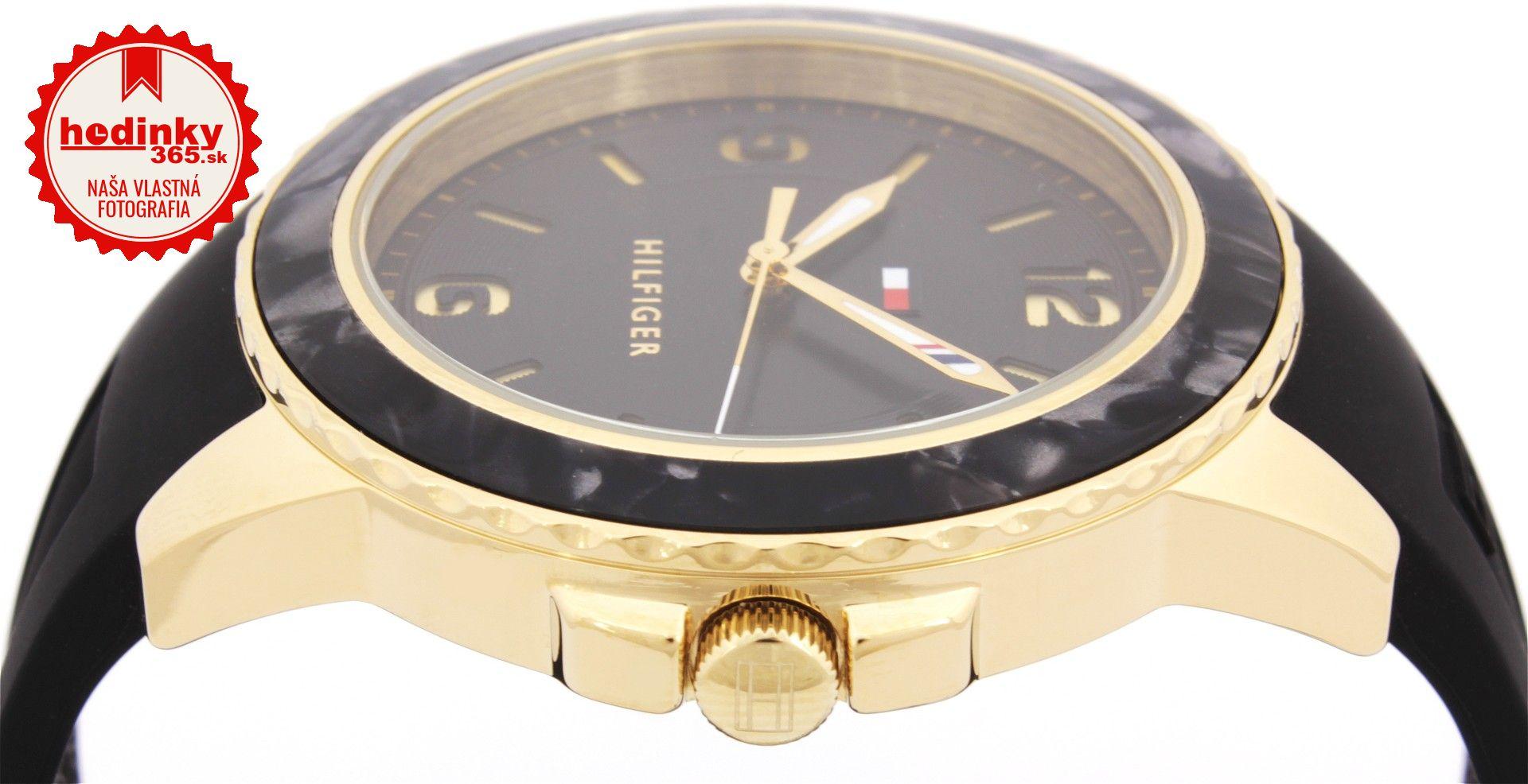 Tommy Hilfiger 1781538. Dámske hodinky - silikónový remienok 8dc51c84b2f