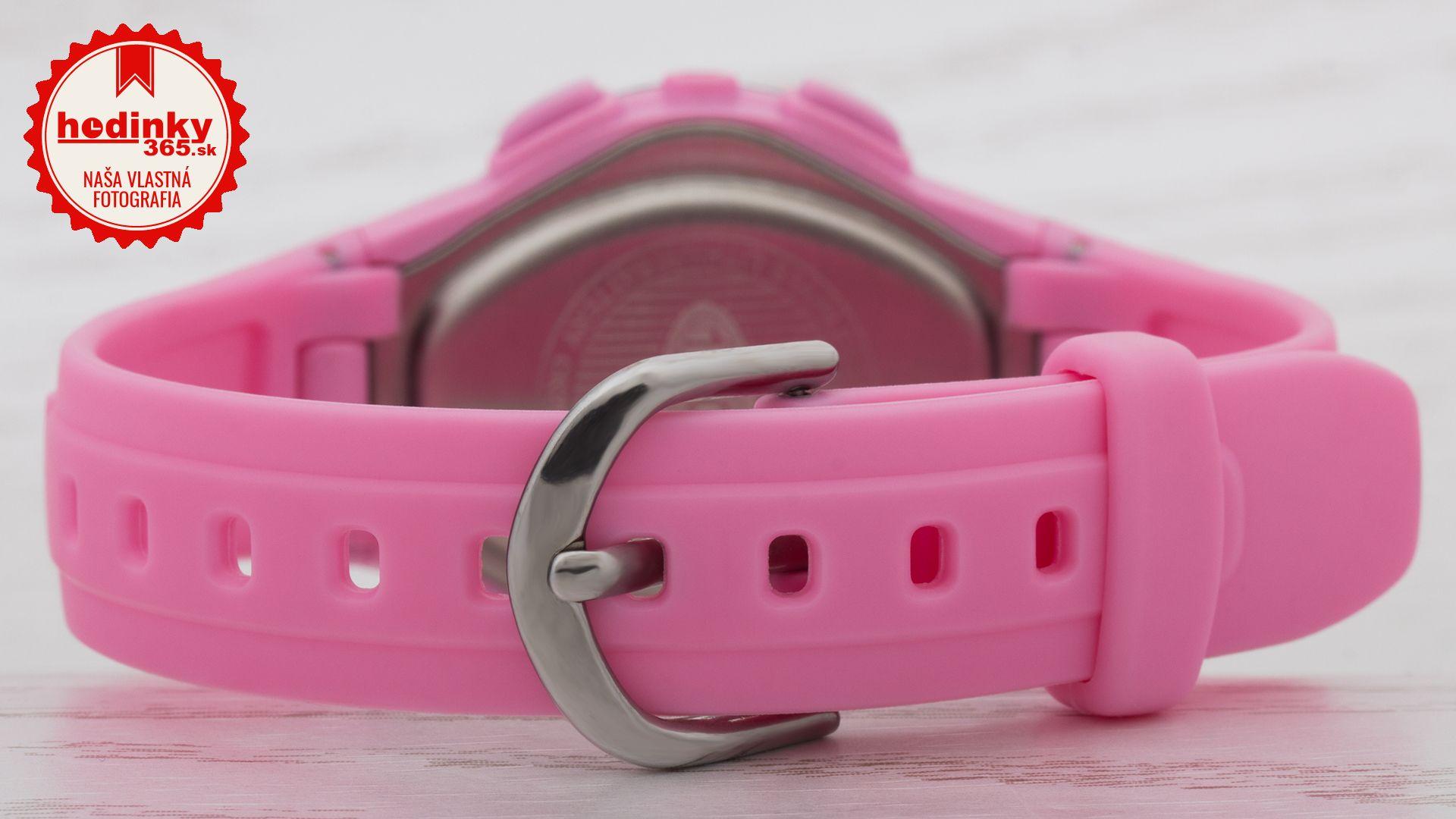 Secco S DKM-002. Dámske hodinky - pryžový remienok 614c888b845