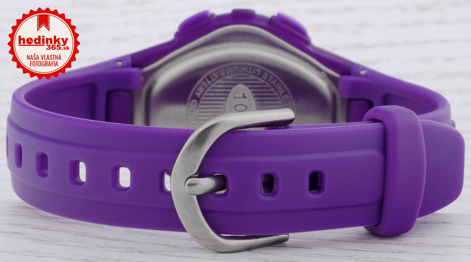 Dievčenské hodinky - pryžový remienok e47001f1a8a