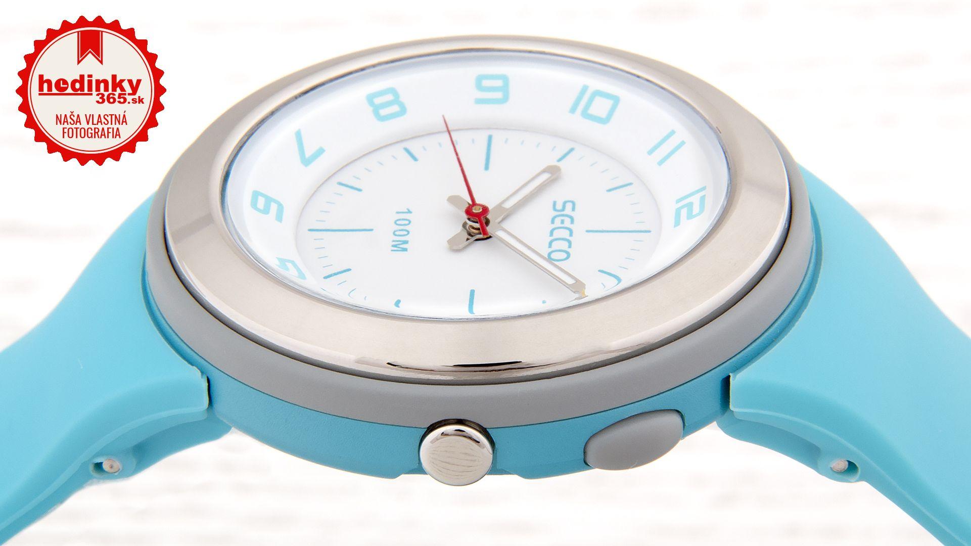 45361f9e7 Dámske hodinky - silikónový remienok, plast puzdro, plastové sklíčko.  Všetky technické parametre nájdete nižšie