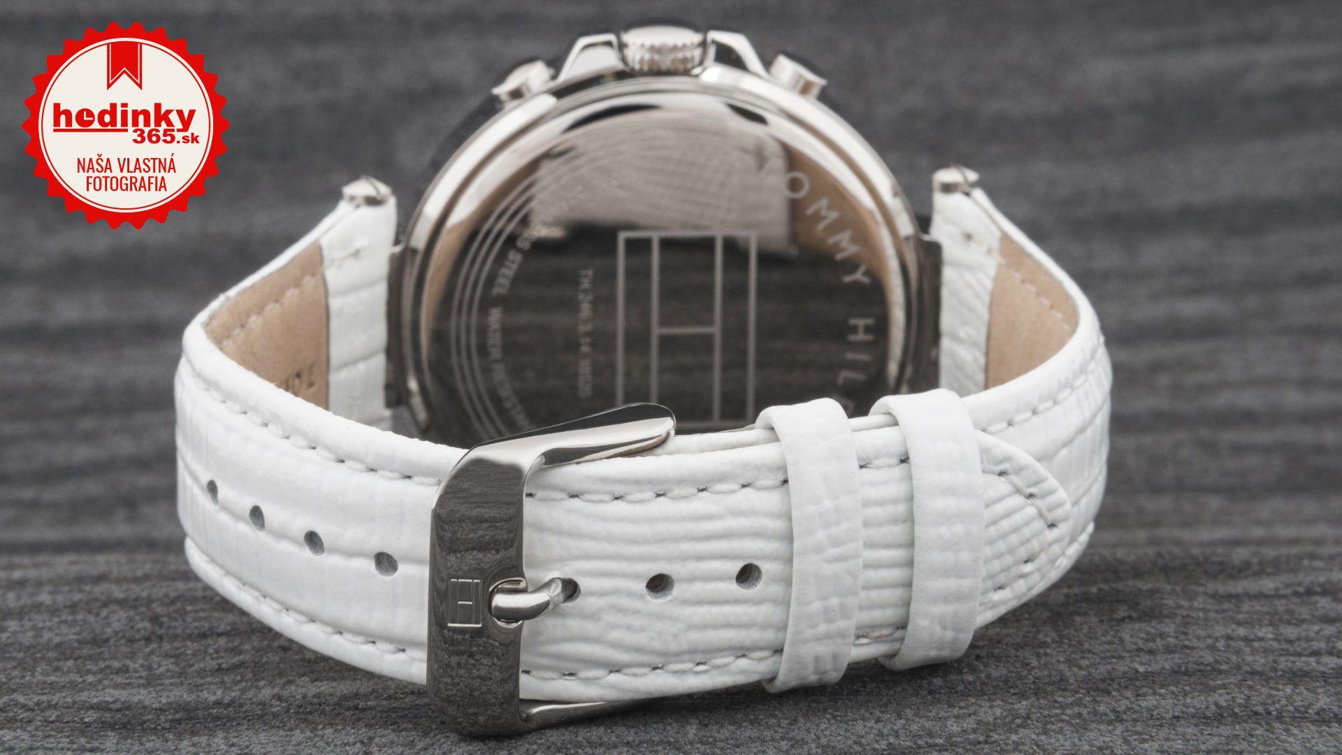 c6c84e6426b0 Tommy Hilfiger 1781535. Dámske hodinky - kožený remienok