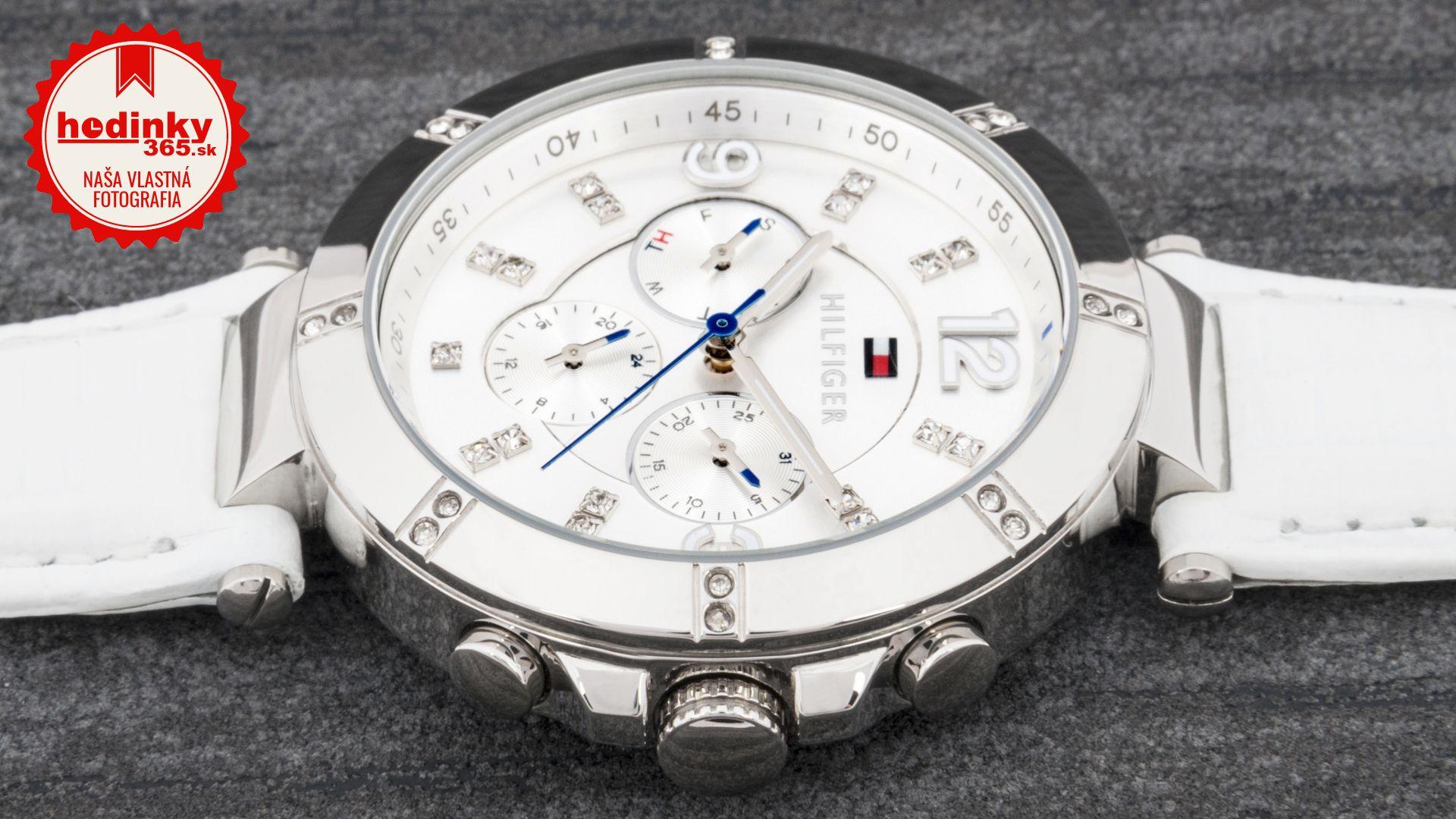 e63e8d98fb Tommy Hilfiger 1781535. Dámske hodinky - kožený remienok