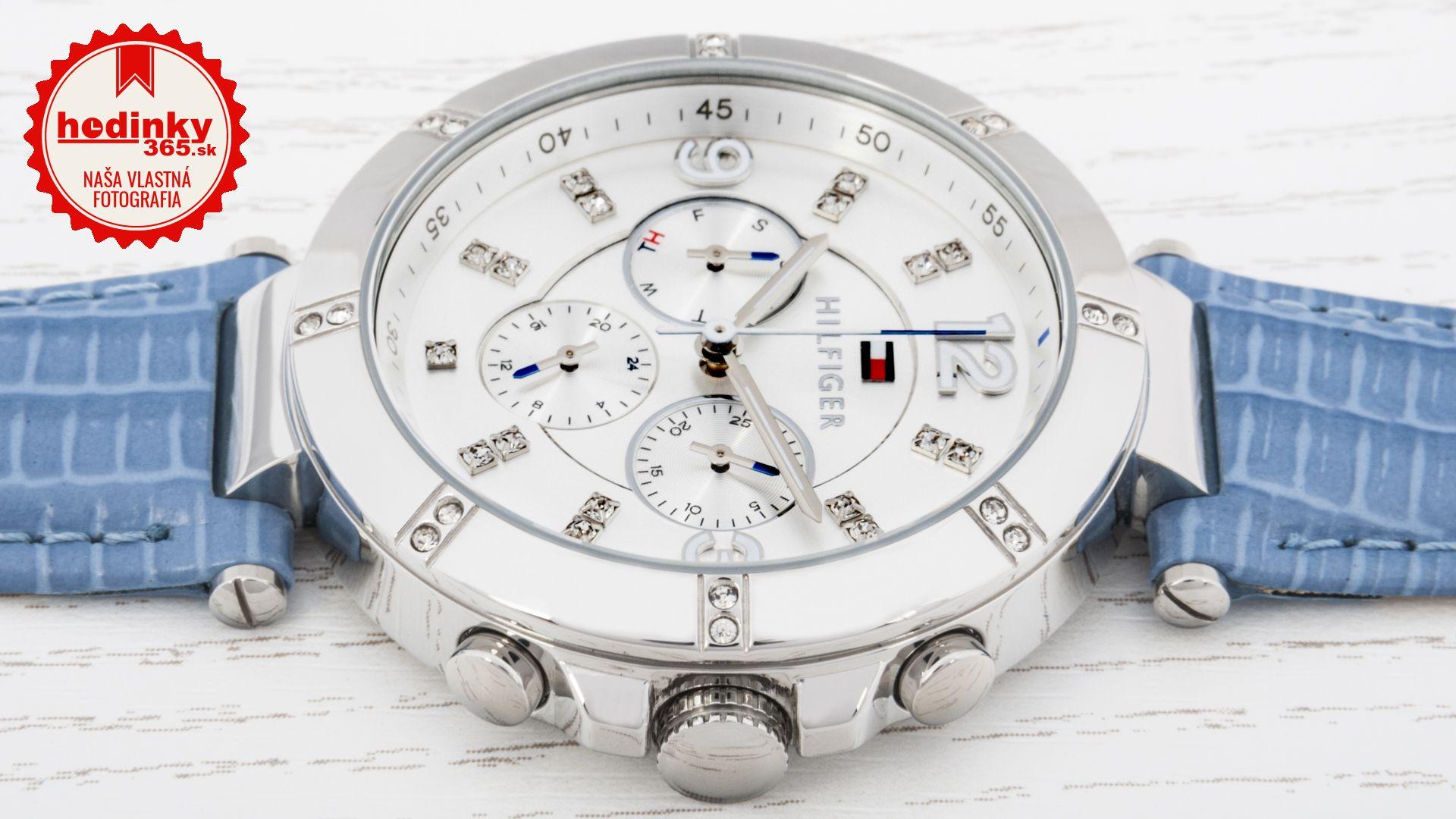 Tommy Hilfiger 1781536. Dámske hodinky - kožený remienok 3d47faf4db3