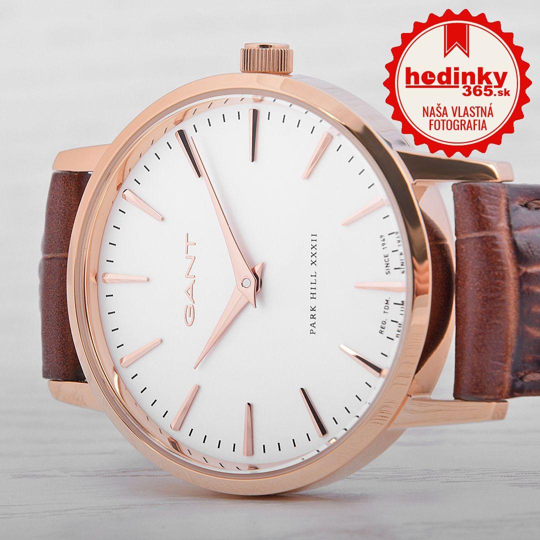 267e8b51fc7 Gant Park Hill 32 W11402. Dámske hodinky - kožený remienok