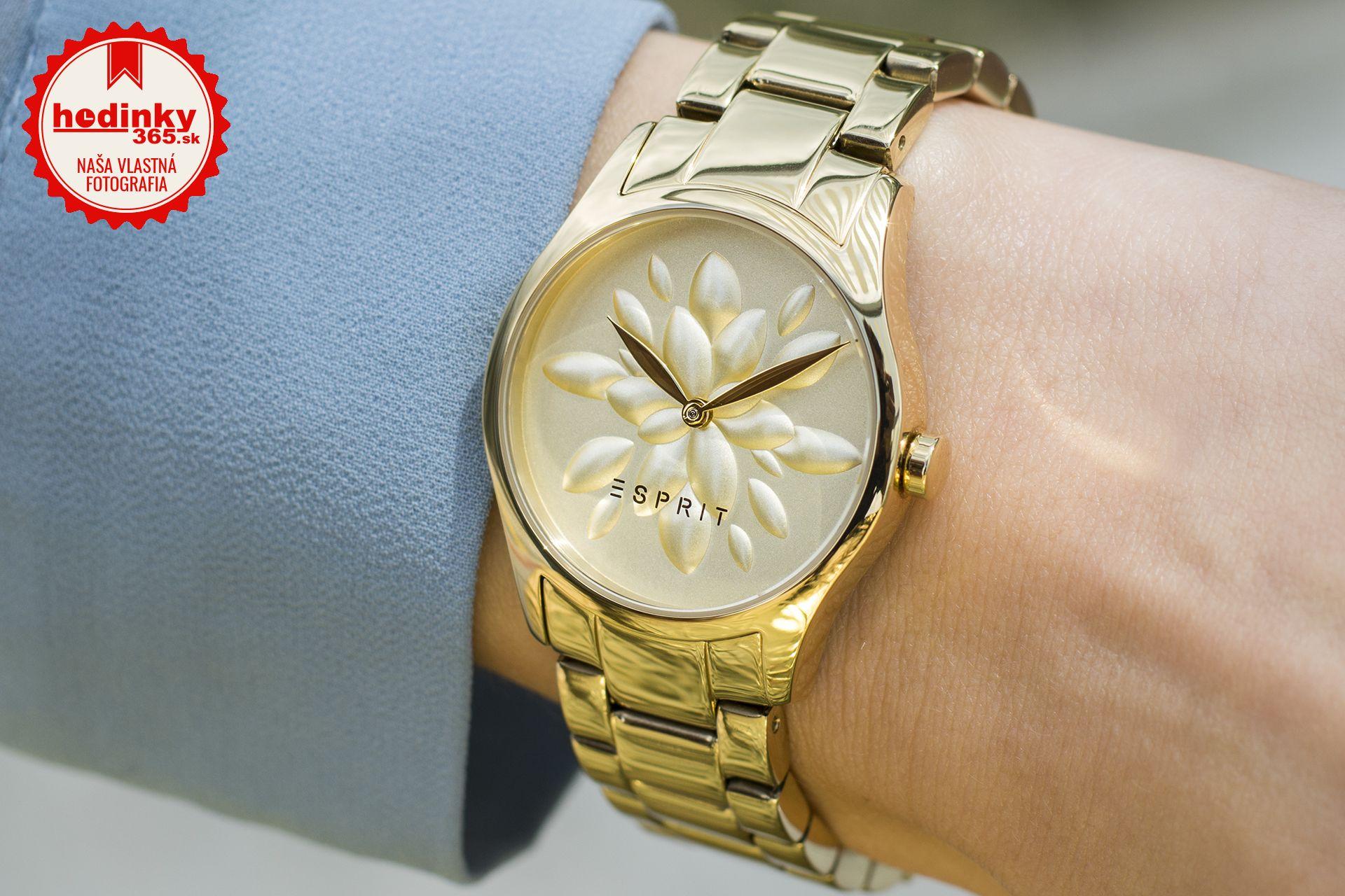 Dámske hodinky - ocelový remienok 6d591a1cfb2