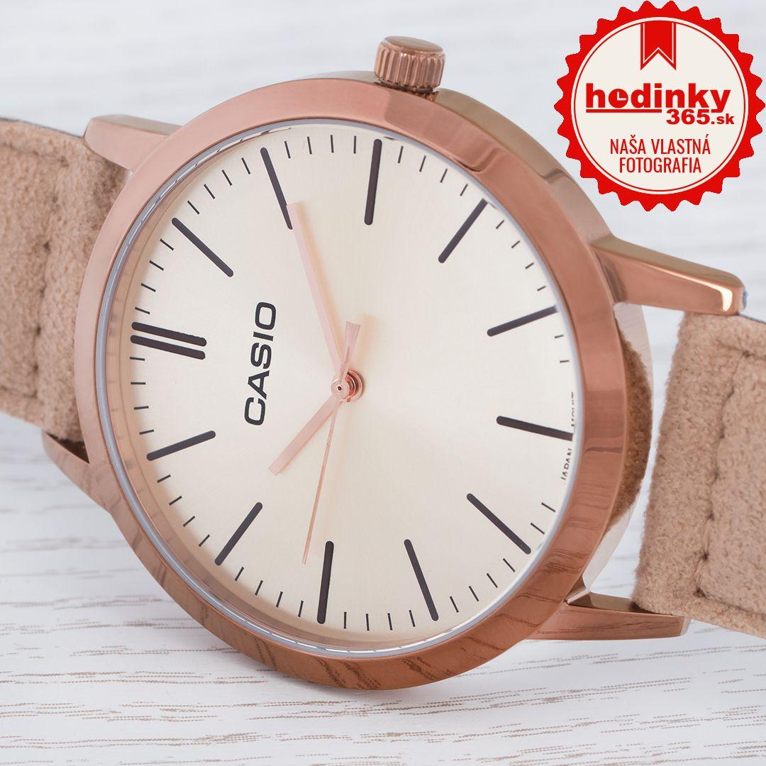 87608f7bc Dámske hodinky - kožený remienok, ocel puzdro, minerálne sklíčko. Všetky  technické parametre nájdete nižšie