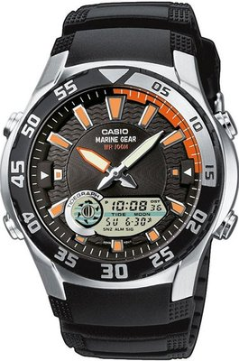 Casio Collection Fishing Gear AMW-710-1AVEF
