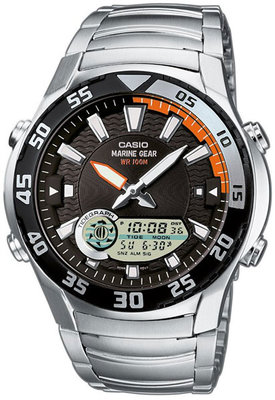 Casio Collection Fishing Gear AMW-710D-1AVEF