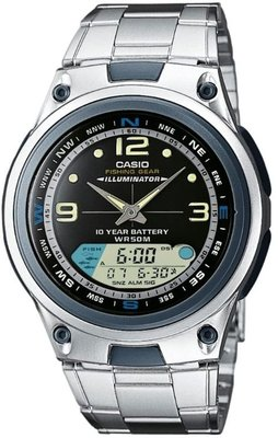 Casio Collection AW-82D-1AVES