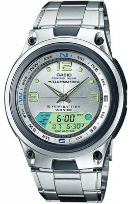 Casio Collection Fishing Gear AW-82D-7AVES