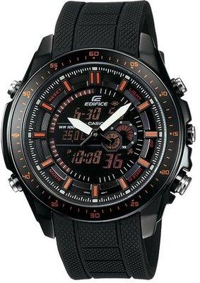 Casio Edifice EFA-132PB-1AVEF Casio Edifice EFA-132PB-1AVEF. Pánske hodinky  - pryžový remienok ... 2ee8fb41427