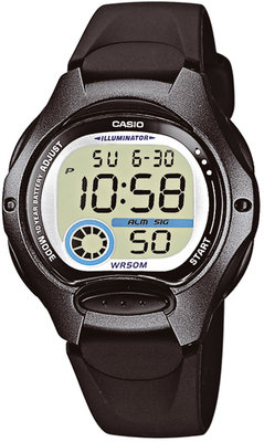 Casio Collection LW-200-1BVEF