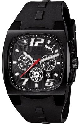 Puma Top Forcer Chronograph Black PU101741002