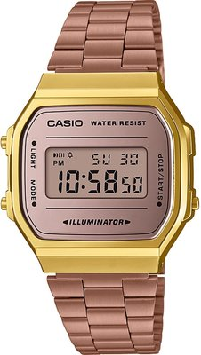 Casio Collection Vintage A168WECM-5