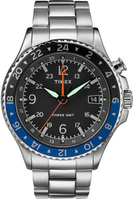Timex Allied Three GMT TW2R43500