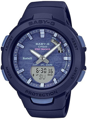 Casio Baby-G BSA-B100AC-2AER Activities in Natural Colors Series