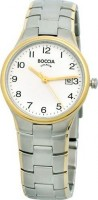 Boccia Titanium 3122-11 + poistenie ZADARMO na 365 dní + 365 dní na vrátenie hodinek