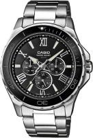 Casio Collection MTD 1075D-1A1 + poistenie ZADARMO na 365 dní + 365 dní na vrátenie hodinek