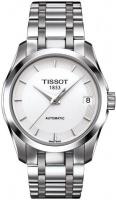Tissot Couturier Lady T035.207.11.011.00 + poistenie ZADARMO na 365 dní + 365 dní na vrátenie hodinek