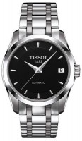 Tissot Couturier Lady T035.207.11.051.00 + poistenie ZADARMO na 365 dní + 365 dní na vrátenie hodinek