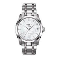 Tissot Couturier T035.207.11.116.00 + poistenie ZADARMO na 365 dní + 365 dní na vrátenie hodinek