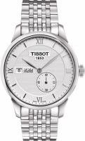 Tissot Le Locle Automatic T006.428.11.038.00 + poistenie ZADARMO na 365 dní + 365 dní na vrátenie hodinek