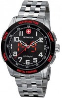 Wenger LED Nomad - Digital Compass 70436 + poistenie ZADARMO na 365 dní + 365 dní na vrátenie hodinek
